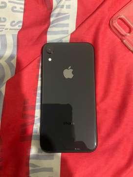 iphone XR 64 gb black ex inter X/A