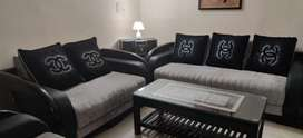 7 Seater New Condition Sofa