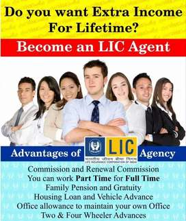 Be an LIC Agent