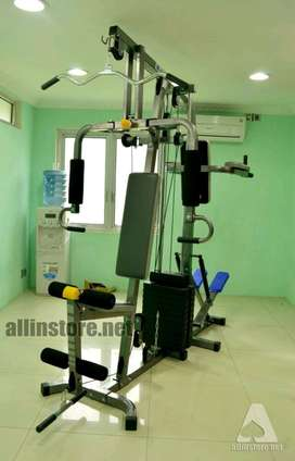 Home Gym 2 Sisi / Life Sports // Kamis Gym 10.58