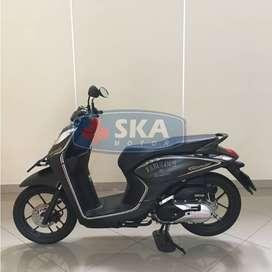 ( FLASH SALE ) SKA MOTOR Genio CBS ISS 2019