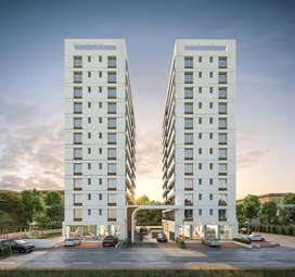 Own Your 2BHK Luxurious Flat in Clam and Serene Place# Chhani# Maduvan