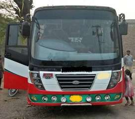 HINO PAK BUS 2016 on easy EMI with 20%downpayment ONESTEPSOLUTION