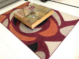 10ft X 6.5ft Centre Carpet for lounge or drawing room.