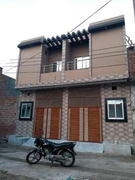 Brand New Fully Furnished House Nishtar Colony