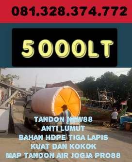 Toren tandon air 2000 liter colomadu new88