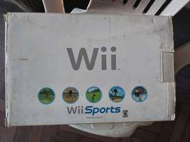Nintendo Wii - almost new!
