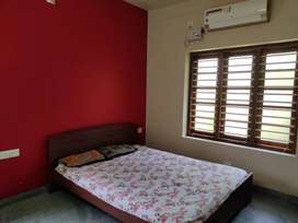 Fully Furnished 2BHK house rent for Family @Sreekariyam