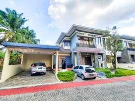 Rumah Mewah Terawat Jl Palagan Km 9 Dalam Perum Dekat UGM, UII, Hyatt