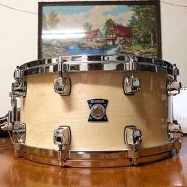Yamaha Sensitive Series Snare Drum 14 x 6,5 Natural Maple Japan