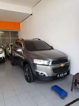 Mobil Chevrolet Captiva 2015 Diesel Good Condition