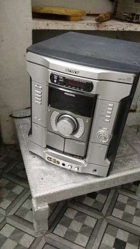 Sony Music System with USB AUX  Good Condition