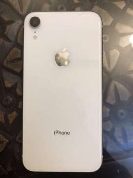 Iphone XR 128Gb PTA APPROVED. White