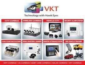 CCTV & Biometric Technician