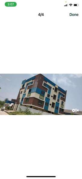 G+3 commercial building for rent