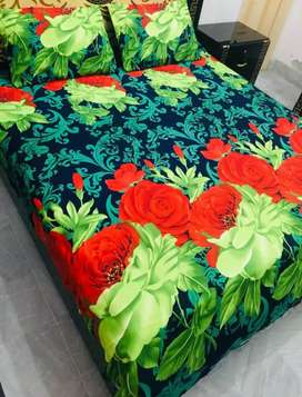 Bed Sheets (karachi imported)