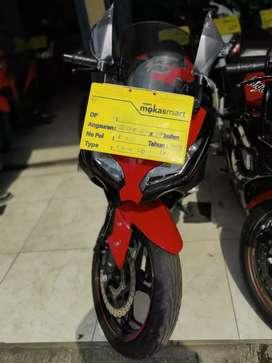 Ninja 250 cc abs