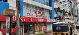 First Floor (1400 Sq.Ft) for Rent at Pattom Junction
