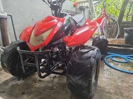 ATV MATIC MESIN BENSIN 110 CC