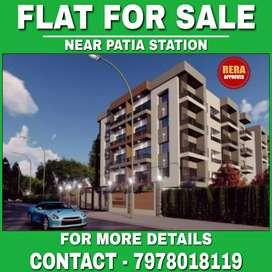 3bhk & 2bhk Flat For Sale Near Patia Station