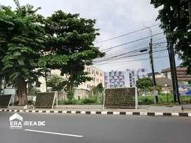 Tanah tengah kota lokasi strategis disewakan di imam bonjol semarang