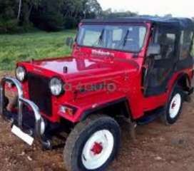 Mahindra classic modified jeep