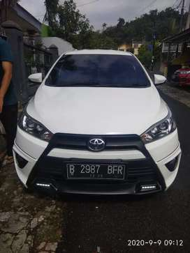 Yaris TRD Sportivo th 2015  matic