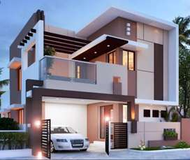 Semi-Furnished 3 BHK House for Sale at Konni, Pathanamthitta.