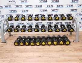 Faridabad gym manufacturing dumbbel plates rod