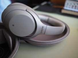 Headphone  sony wf-1000xm3 mulus