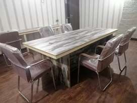 Office Furniture Slightly Used Best Condition