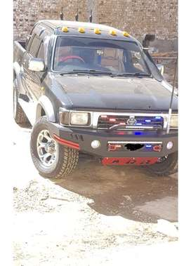 Want to sell my toyota hilux 107
