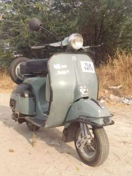 Bajaj scooter