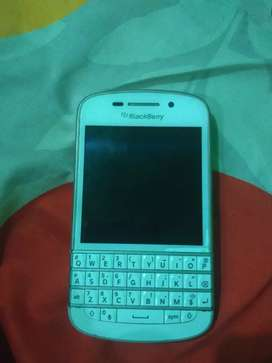 bkackberry q10 normal
