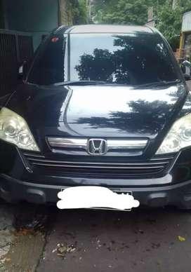 Honda CRV Matic 2.0 Tahun 2008