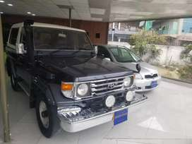 Toyota Land Cruiser 1990 Model