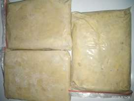 Daging Durian Nias 1 kg