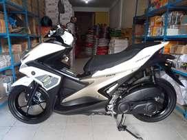 Dijual Yamaha Aerox 155 ABS Super Mulus !!!
