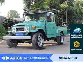 [OLXAutos] Toyota Land Cruiser FJ40 1965 3.0 Solar M/T Hijau #Arjuna