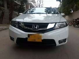 Honda city aspire 2018