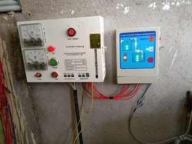 Automatic water level controller ( स्वचालित जल नियंत्रक)