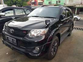 Fortuner 2015 G Lux Matic