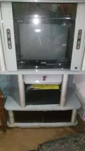 Nobel colour TV big size for sale
