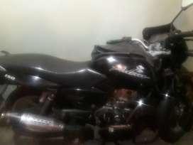 2008 pulsar, single owner,150 cc