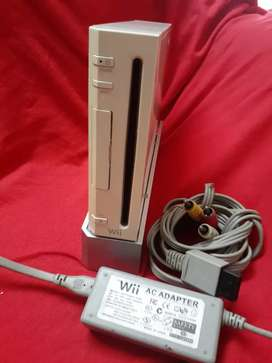 Wii Nintendo Game Consol