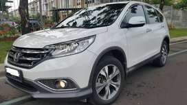 Honda CRV AT putih 2013