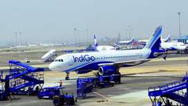 Full time jobs salary pacage fixed in indigo airlines