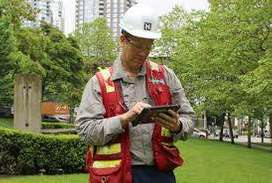 Manpower Requirement for GIS based Mobile Field Survey