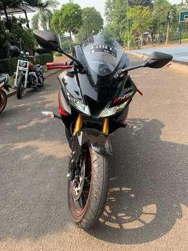 Di jual Yamaha all new R15 v3 Vva Hitam 2019