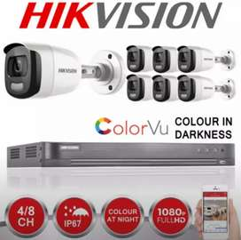 CCTV CAMERAS FULL HIGH DEFINITION WATERPROOF AND MOTION DETECT